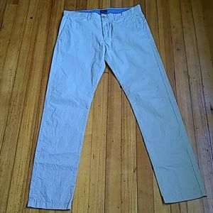 J.Crew lightweight Chino pants sz 30 x 32